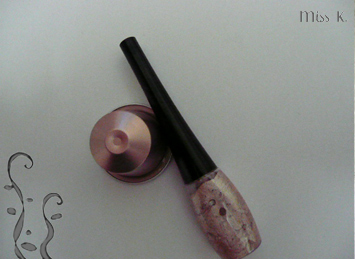 "Eye-liner ""Perle ambrée"" Aroma-Zone"