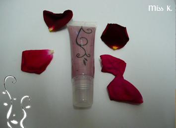 Lipgloss Rose Quarz Aroma-Zone