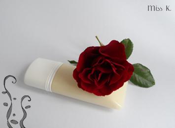 Handcreme Rosen und Ziegengrass
