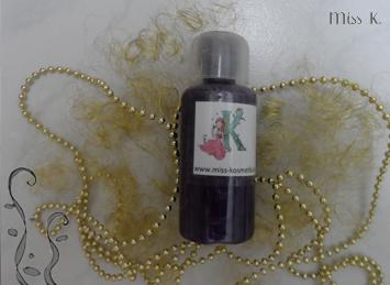 Pflege-Duschgel Purple