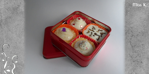 Mini Cupcakes qui ne font pas grossir
