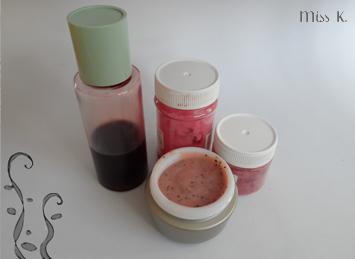Riskanten Chemikalien in Kosmetik