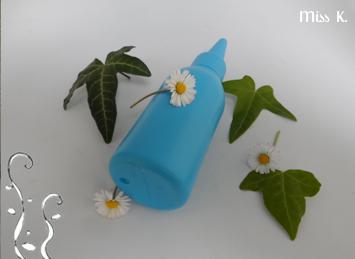 Efeu-Gänseblumen Körpercreme