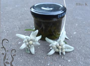 Macerât d'edelweiss