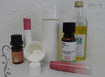 Kurs: Kosmetika selber herstellen