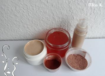 Gesichtscreme mit Quitten, Rosen und Trauben
