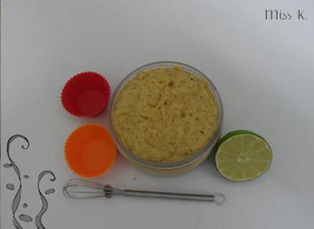 Body Scrub Cake Quinoa Yuzu