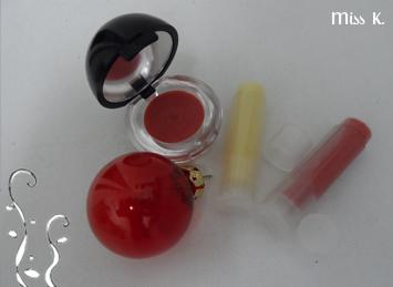 Lippenbalsam mit Mandelöl