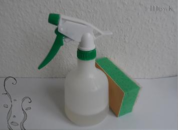 Reinigungsmittel für das Badezimmer