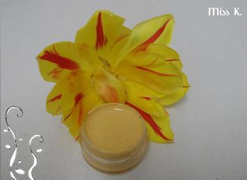 Crème Printemps avec protection solaire