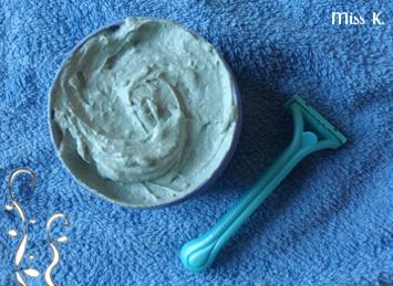 Crème de rasage