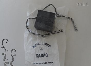 Savon CABO VERDE