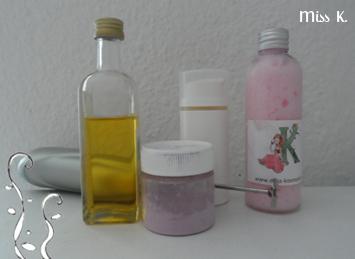 Kosmetika selber herstellen in Olten