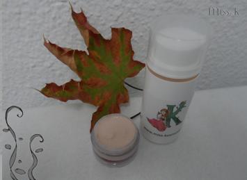 """Gesichtscreme für alle Hauttypen """"Apfel-Vanille"""""""