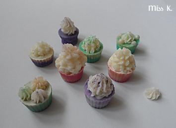 Mini Cupcake Seife