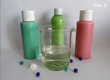 Tenside Mischung für Körperhygiene