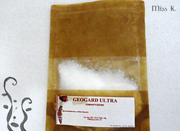 Konservierungsmittel Geogard Ultra