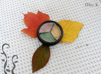Herbstliches Make Up